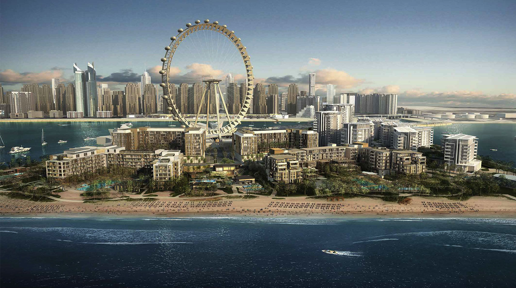 Meraas Bluewaters Apartments - Residences Dubai
