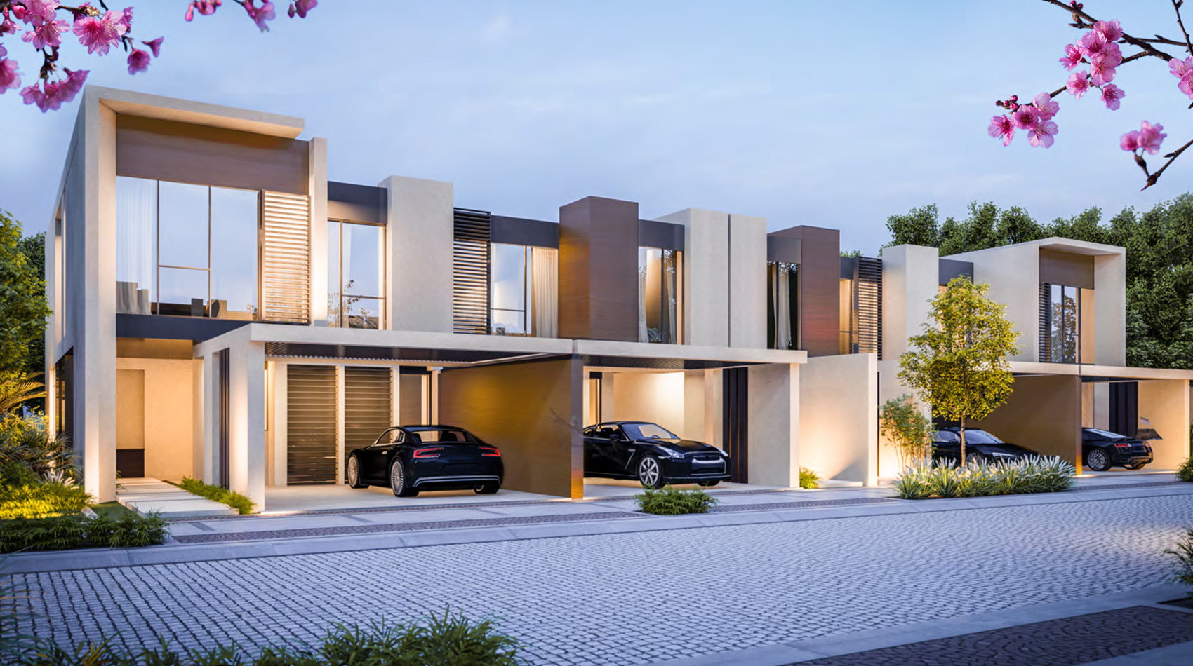 Cherrywoods Townhouses By Meraas At Al Qudra Road, Dubai